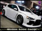 Mitsubishi Scirevo Concept