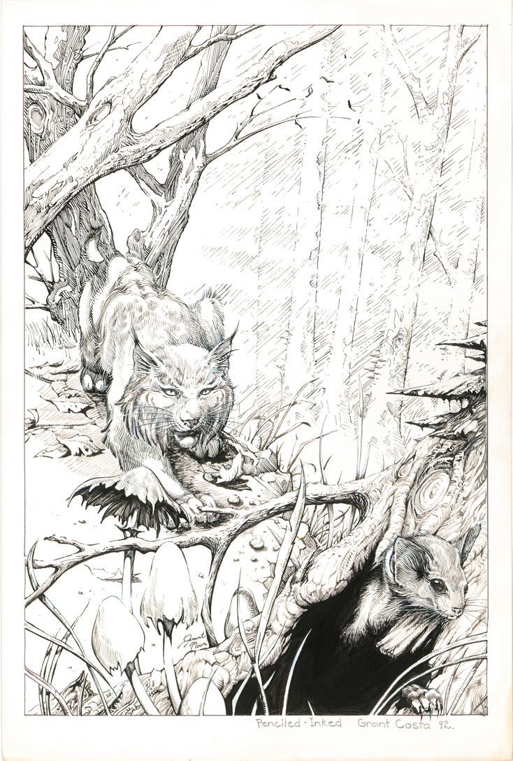 The Hunted by VARAKIENEN
