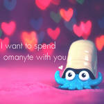 Omanyte with you