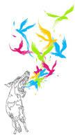 Featherbreath by cova
