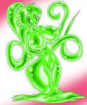 Slime Girl Shantae