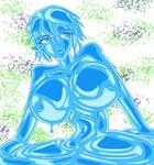 Slime Girl Deep Forest