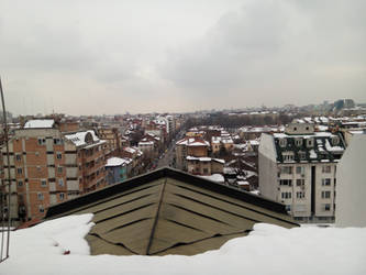 Rooftop view by anonnymous-fan