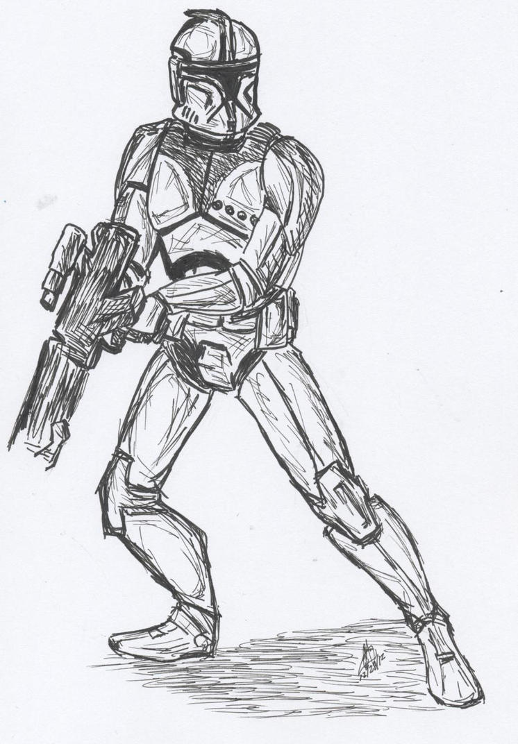 commander cody coloring pages - photo#11