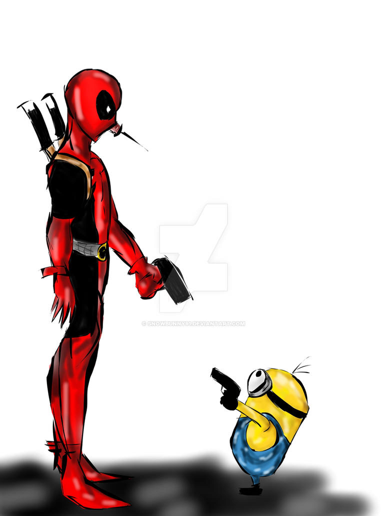 deadpool vs movie deadpool - photo #7