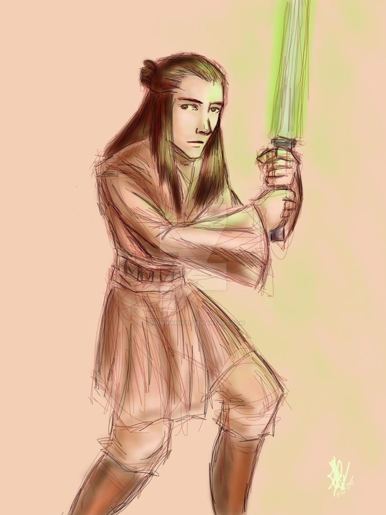 SW OC: Elias Kage by SnowBunny91