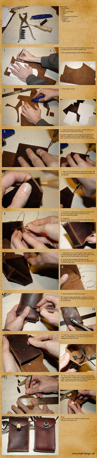 Pouch howto