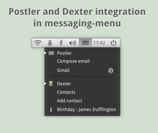 Postler and Dexter integration by Shakipu