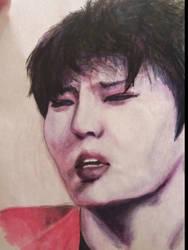Painting of Taek!
