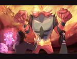 [P-AE][Mision] #01 3.Incineroar.