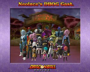 Neoluce's dbog cast