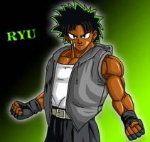 Art trade: Ryu