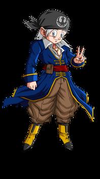 Commission: Pirate Zayne