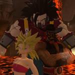 Dragonball summit characters team