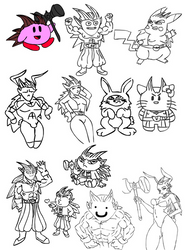 Malroth doodle dump