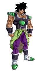 Armored Broly (alt version)