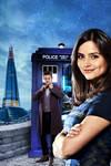 Doctor Who - The Bells of Saint John Promo Art