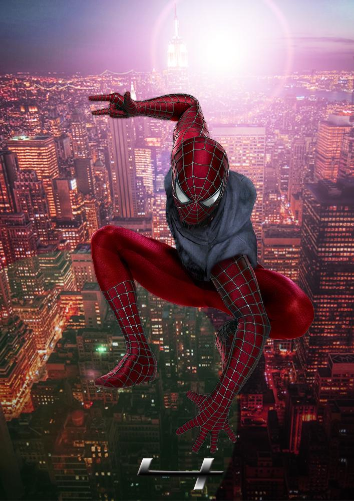 способность много фото человека паука если это фото