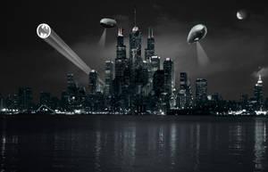 Gotham City by dblake