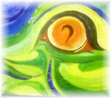 dragon eye by sheppaja
