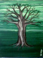 Tree by sheppaja