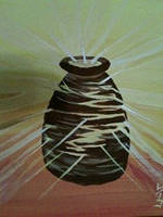 Cracked Pot by sheppaja