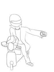 Rider by M1zz43l