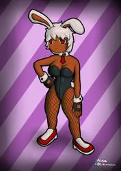 Bunny by M1zz43l