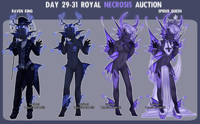 Dextro: 29-31 ROYAL NECROSIS AUCTION AB by Lunathyst