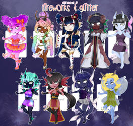 Dextro adopts: Minimod set #1 2/9 OPEN 1,5 by Lunathyst