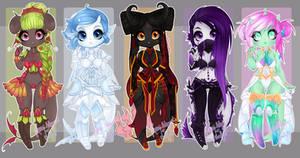 + Luna - Kawaii collab Dexettes! CLOSED by Lunathyst
