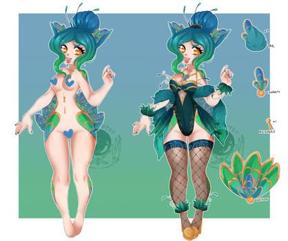 + ACNH Custom: Julia +