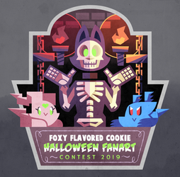 FFC HALLOWEEN FANART CONTEST 2019