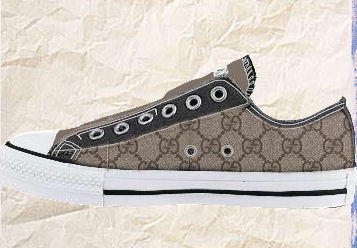 Gucci Converse By Willybones