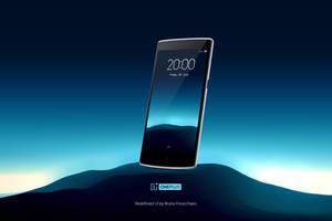 OnePlus One and Orangina UI