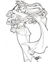 For the Honour of Greyskull by Tsuzukikun
