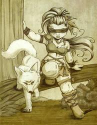 Scarred Healer by Tsuzukikun