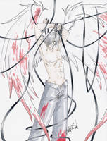 Blood and Ribbons by Tsuzukikun
