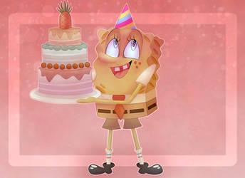 Happy Belated Birthday SpongeBob