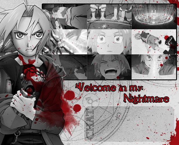 Welcome in my Nightmare by zsofi1989