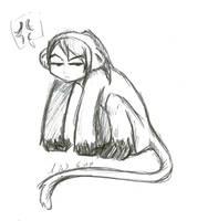 Monkey by Mayonne