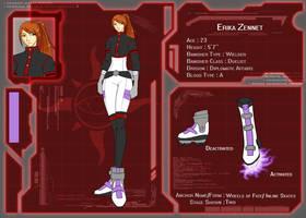 LxT: Vanguard Erika Zennet by Mayonne