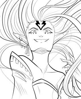 Hexing Goddess, Majora