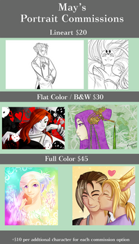 Commission Page