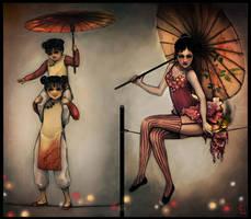 Carnivale by pandasuze