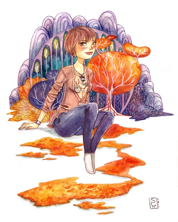 Fall Is Hurr by pandasuze