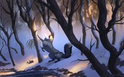 Waldeinsamkeit by Tarragon-8