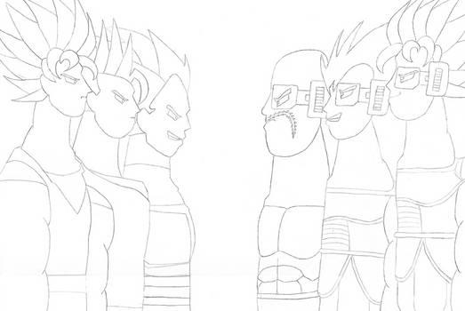 Dragon Ball: Super Saiyan Trio