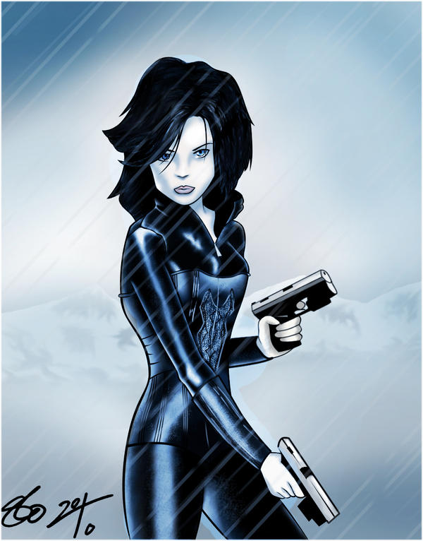 Underworld Evolution: Selene by loyds