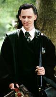 Loki in Hogwarts